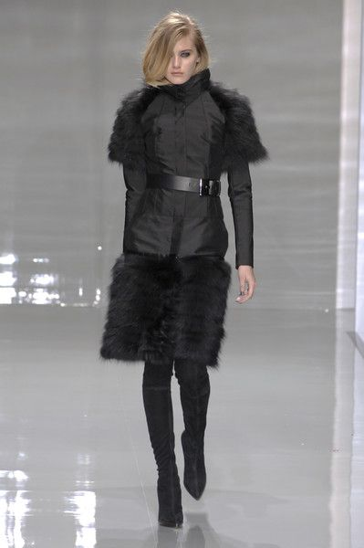 Amanda Wakeley at London Fashion Week Fall 2008 - Runway Photos
