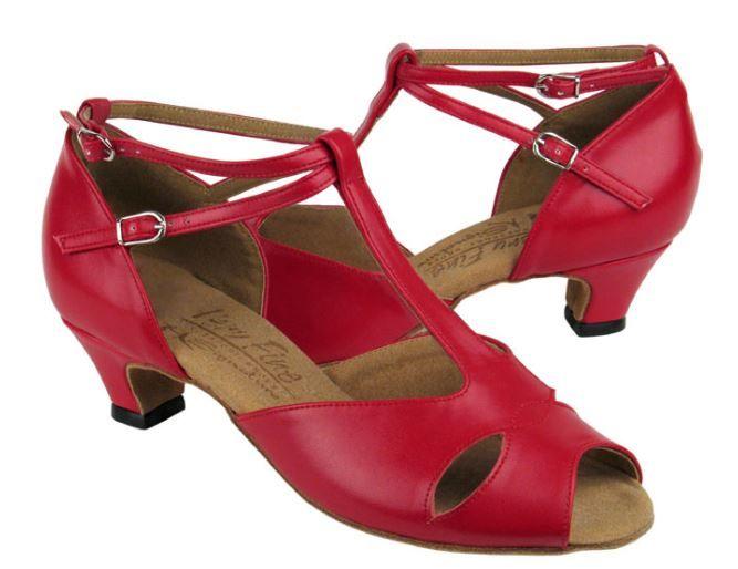 Flat Salsa Shoes