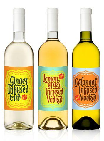 MyThai Beverage Labels 2