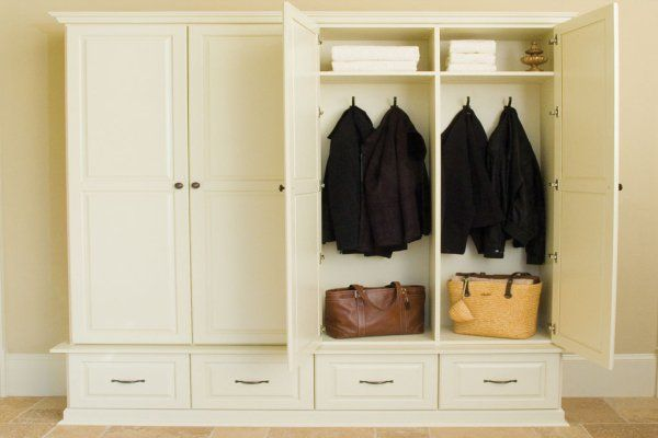 Entryway storage...no doors, no drawers (shoes)