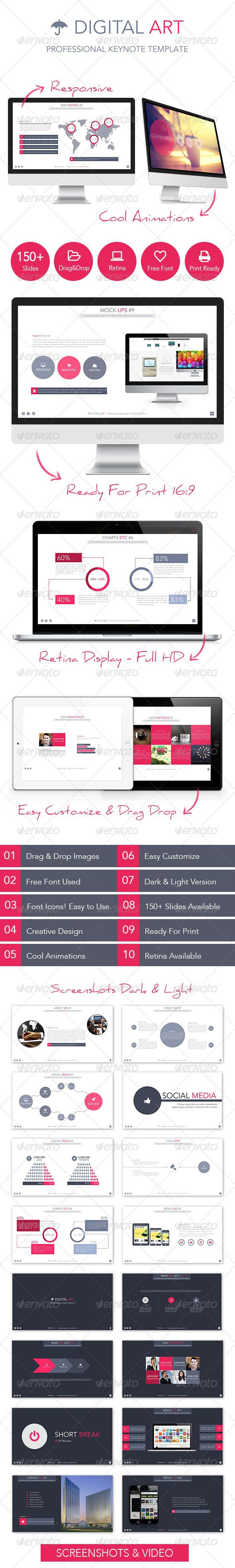 Best Best Keynote Templates Themes Images On