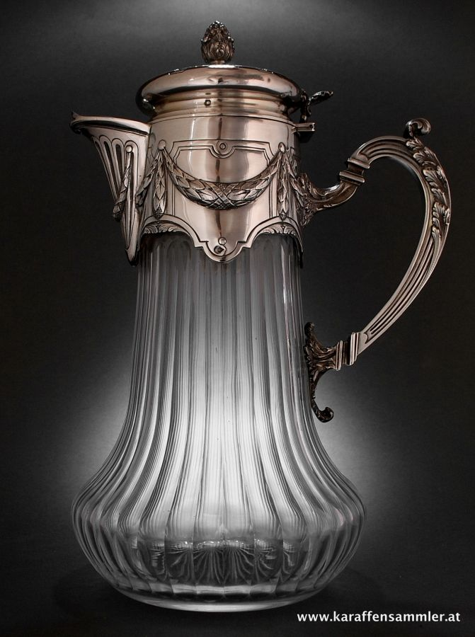 french claret jug 1890