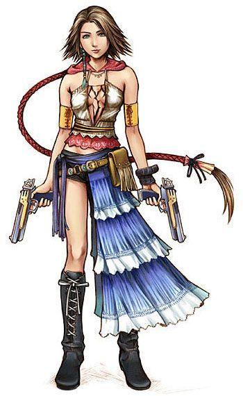 #Yuna #final_fantasy