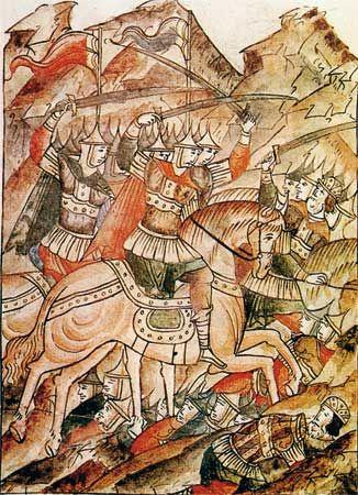 Битва на реке Сить