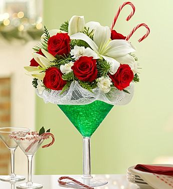 1800 flowers christmas centerpieces