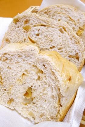 キャラメルくるみ食パン(早焼き)