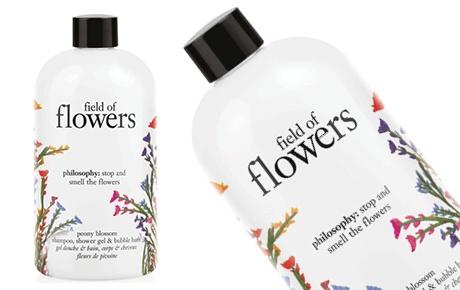 ADORE BEAUTY Philosophy Field of Flowers shower gel, $30