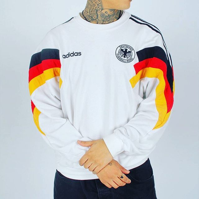 adidas germany sweatshirt
