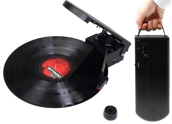 Evergreen portable USB record player with built in speakerThings, Ik Mooi, Built In, Usb Records, Records Players, Portable Usb, Mooi Vind, I, Evergreen Portable