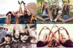 <p>Vocês três são assim como irmãs. Inseparáveis, vão juntas para todos os lugares, se falam todos os dias, brigam e reatam cheias de saudade, se conhecem como ninguém e todo mundo sabe que a amizade de vocês é pra valer mesmo. Sim! Estamos falando do seu trio inseparável de amigas (ou amigos) e por isso […]</p>