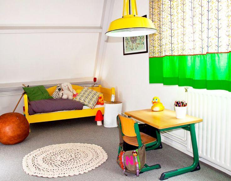 Kinderkamer Gordijnen Sterren : ... Gordijnen Curtains op Pinterest ...