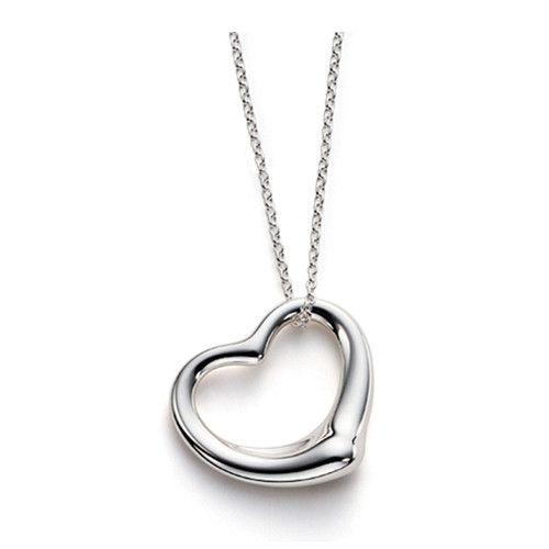 Tiffany & Co , Paloma Picasso Heart Necklace