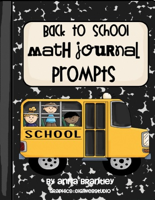 Math Journal - Prompts (shown for first grade): Journal Prompts, Journals Prompts, Journals Ideas, Marvel Math, Reading Journals, Science Journals, First Grade Math, Classroom Ideas, Math Journals