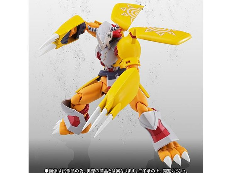 S.H. Figuarts Wargreymon (Our War Game!) - Digimon Figures