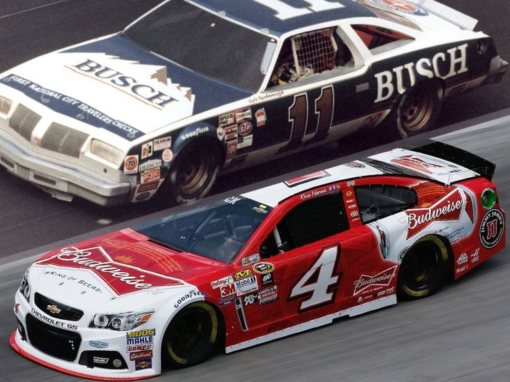 Anheuser-Busch to promote Busch brand in NASCAR starting in 2016 | FOX Sports