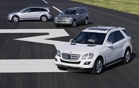 The Mercedes ML320 Bluetec Diesel.  This car saved my life in a bad accident...definitely pin worthy.