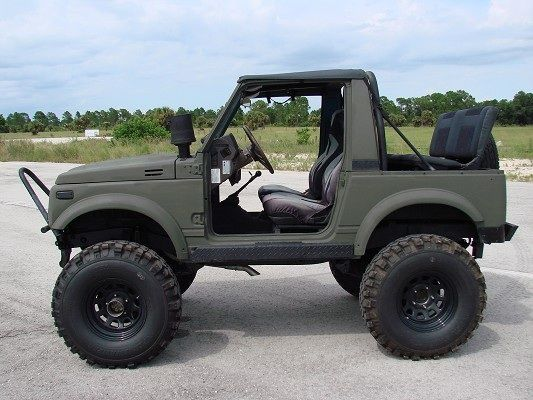 358 Best Suzuki Samurai Images On Pinterest Samurai
