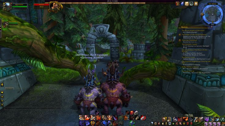 """Alright WoW sub a buddy and I just went and got the """"Amani Battle Bear"""" mounts and we realized our identical mounts are different in color. Why is this? Every mount we both share is different in color including purchased ones. Help our troubled minds please. #worldofwarcraft #blizzard #Hearthstone #wow #Warcraft #BlizzardCS #gaming"""