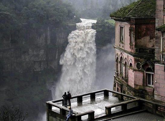 Colombia, Bogota River