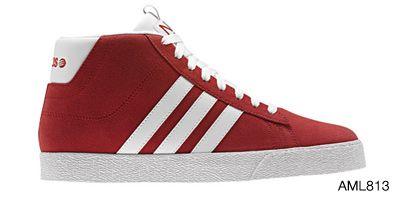 Adidas Men Red BB Neo #Footgear #Willowbridge