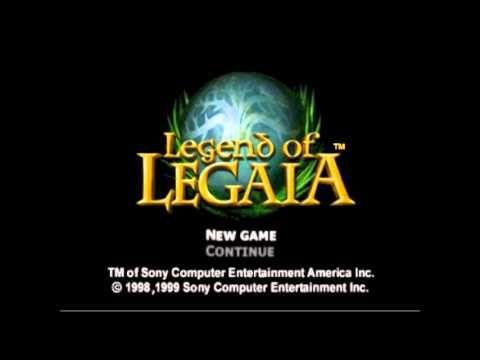 Legend of Legaia OST 56 - Mist Generator Fortress 2.