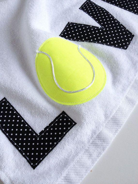 AMO el tenis toalla regalo día de la madre profesor por kakabaka