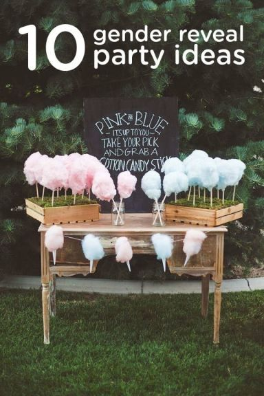 These unique and fun ways to celebrate the gender reveal of your baby are super cute and a whole lot of fun! Have your friends and family guess the gender before you let out the big surprise!