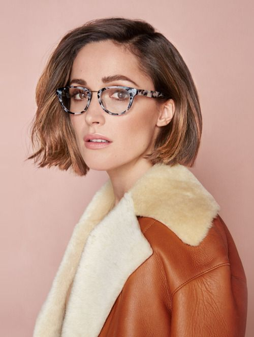 Rose Byrne by Steven Chee x Oroton