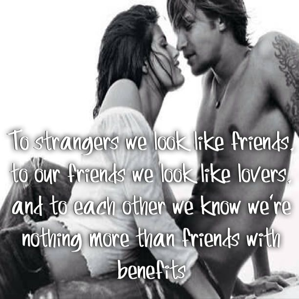 How long can a friends with benefits relationship last