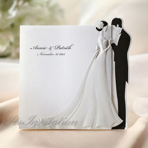 1141 best Wedding Invitations images – Invitations Card for Wedding