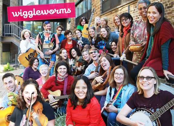 Wiggleworms  - Old Town School of Folk Music | Lincoln Park