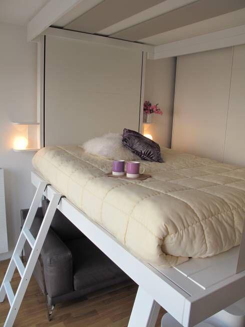 Dormitorios de estilo Moderno de Tout Simplement Déco