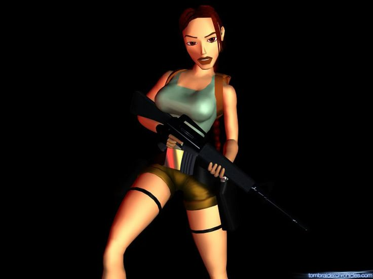 Lara croft anniversary outfits her backpack finishes the