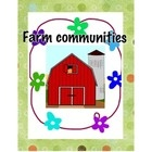 This download was orignially designed for Monarch Homeschooling third grade curriculum.  It is a great them to use for anyone studying farm communi...