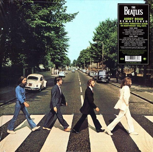 Beatles - Abbey Road (LP)