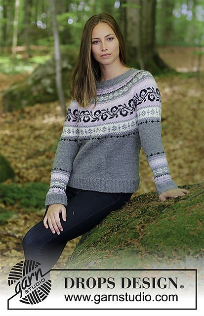 fb7910eb76a1 179-9 Telemark pattern by DROPS design