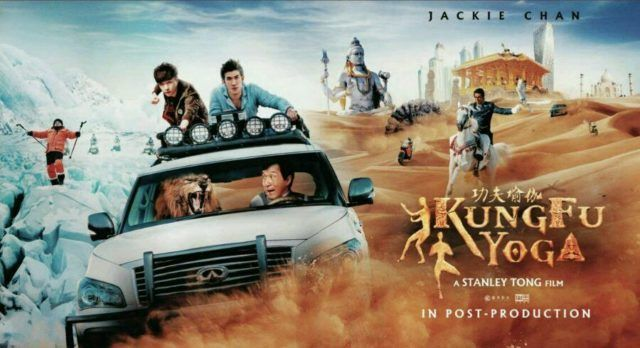 Kung-Fu Yoga (2017) Hindi Dubbed Full Movie Watch Online HD Free Download
