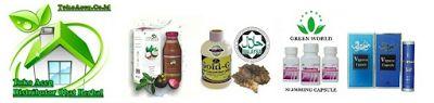 List Produk Herbal Terlaris,- Disini kami menyediakan berbagai obat herbal dengan penawaran menarik untuk menyembuhkan semua masalah penyakit mulai dari penyakit ringan hingga penyakit kronis. Kami menyediakan berbagi obat herbal dengan disertai izin BPOM RI sehingga terjamin kualitas dan keasliannya.