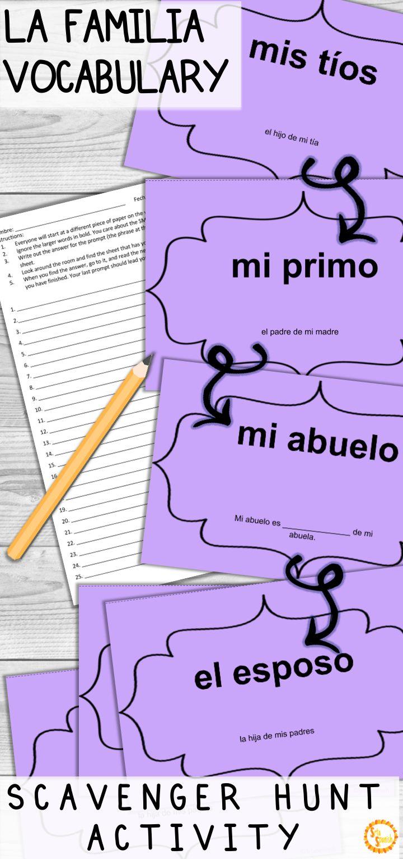 best 25 spanish worksheets family ideas on pinterest have in spanish spanish family tree and. Black Bedroom Furniture Sets. Home Design Ideas