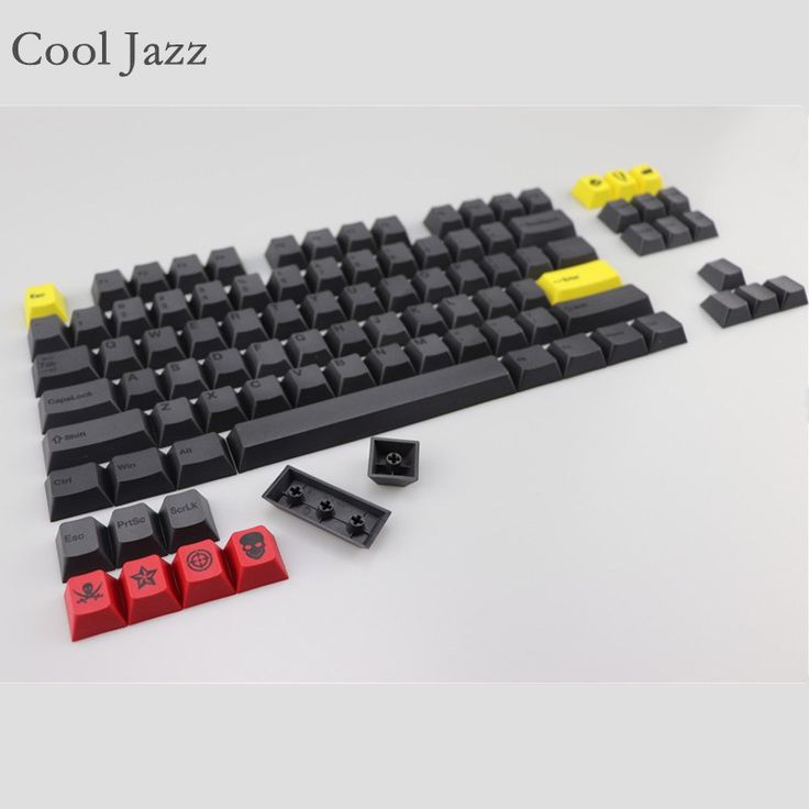 Buy online US $35.11  Cool Jazz dye subbed keycap set 96 keys cherry profile for 87 usb wried mechanical gaming keyboard puller pbt keycaps  #Cool #Jazz #subbed #keycap #keys #cherry #profile #wried #mechanical #gaming #keyboard #puller #keycaps  #BestBuy