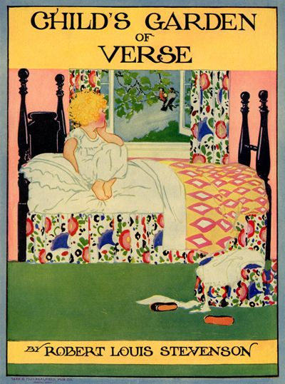 1000 Images About Illustrations For A Child 39 S Garden Of Verses On Pinterest Gardens Martin