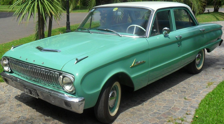 1962 Ford Falcon Two Door Sedan
