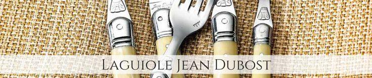 Laguiole Jean Dubost Cutlery   Raffine Best Prices Tableking