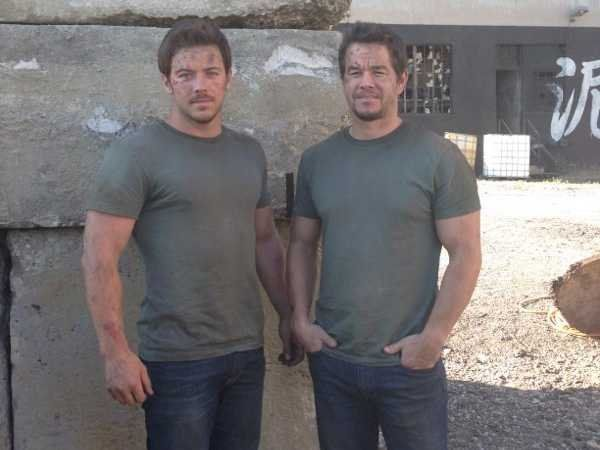 Dan Mast and Mark Wahlberg - Transformers Age Of Extinction