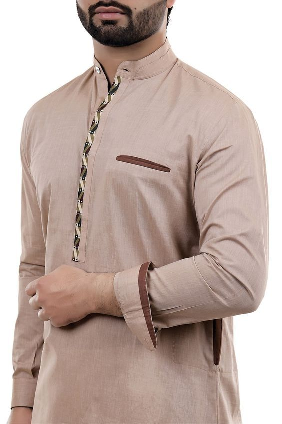 Men Shalwar Kameez are Available in Numerous Designs ~ Pak Linen | Pakistani Indian Latest Designer Clothing Collection Online