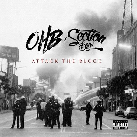 Chris Brown, OHB & Section Boyz - Attack The Block  Attack The Block Tracklist: 01. Dont Fuck With Us Feat. Chris Brown 02. Everybody Feat. Chris Brown & Young Lo 03. Kriss Kross Feat. Chris Brown TJ Luva Boy & Young Blacc 04. Cherry Red Feat. Chris Brown Ray J & TJ Luva Boy 05. Scared Feat. Section Boyz & OHB 06. Trappin Feat. Chris Brown #AttackTheBlock #ChrisBrown #FrenchMontana #HipHop #Mixtape #OHB #SectionBoyz #Musik #Hiphop #House #Webradio #Breakzfm