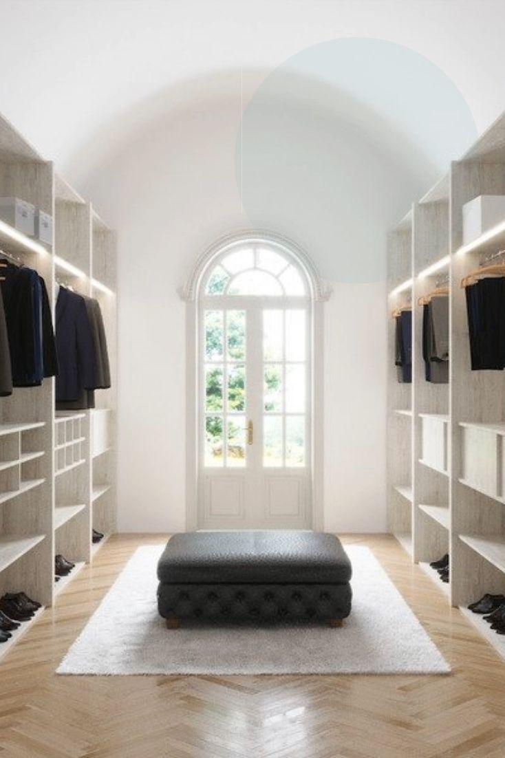 Begehbarer Kleiderschrank Nach Mass In 2020 Modernes Schlafzimmer