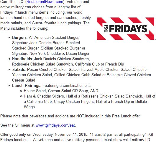 image relating to Tgifridays Printable Coupons identified as Tgif coupon : Nba com retail outlet