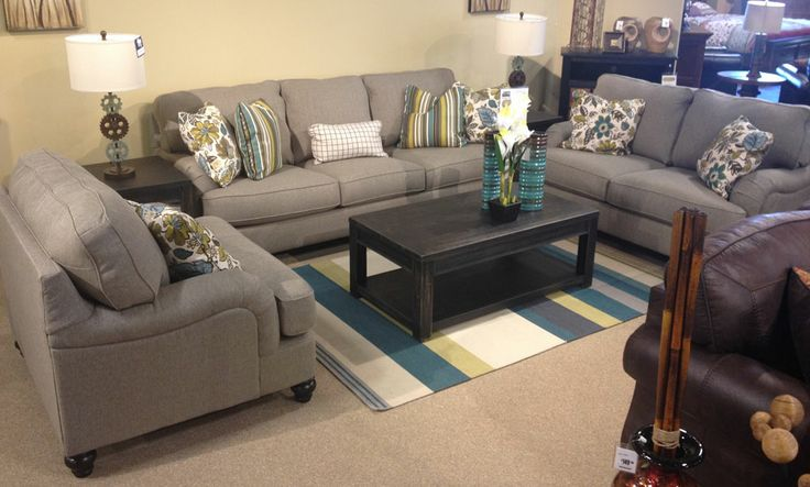 Pin by Ashley Furniture Richland, WA TriCities on Contemporary Living ...