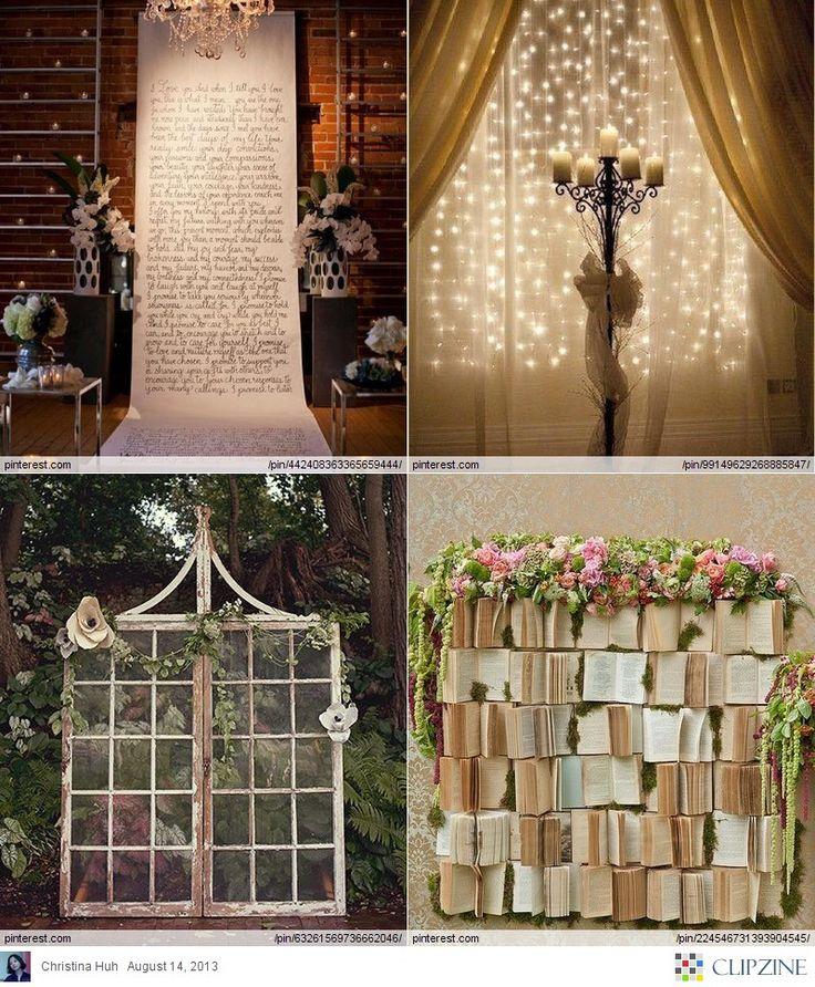 Wedding Backdrop Diy Ideas Diy Wedding Backdrop Diy